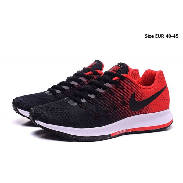 Nike Zoom Pegasus 33 Black/red